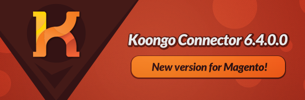 Connector for Magento version 6.4.0