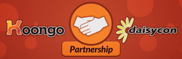 Daisycon partnership