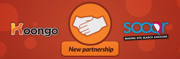Sooqr became a Koongo Industry Partner!