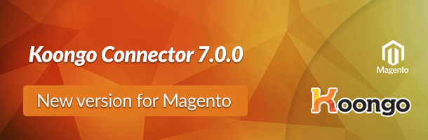 Connector for Magento
