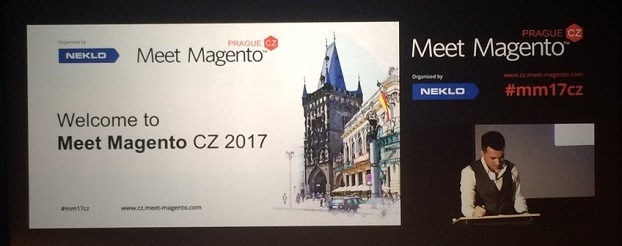 Koongo at Meet Magento CZ