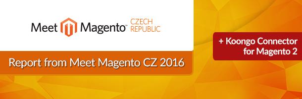 Meet Magento CZ 2016 – Koongo experience