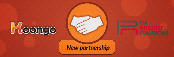 PM Internet Solutions – Koongo Partnership!